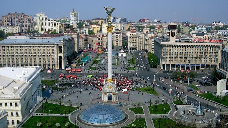 Конфискат в Киеве