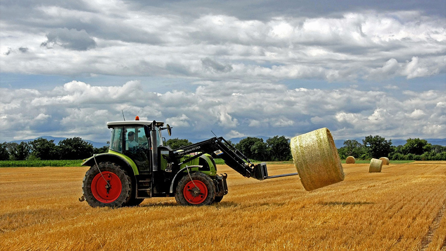 Конфискат сельхозтехники и тракторов