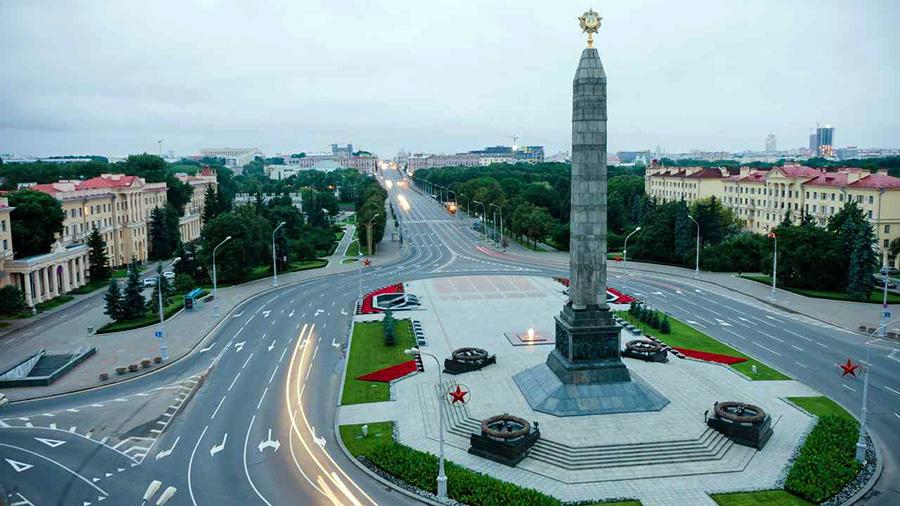 Конфискат в Минске